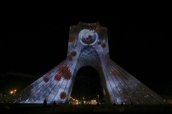 تهران و کرونا