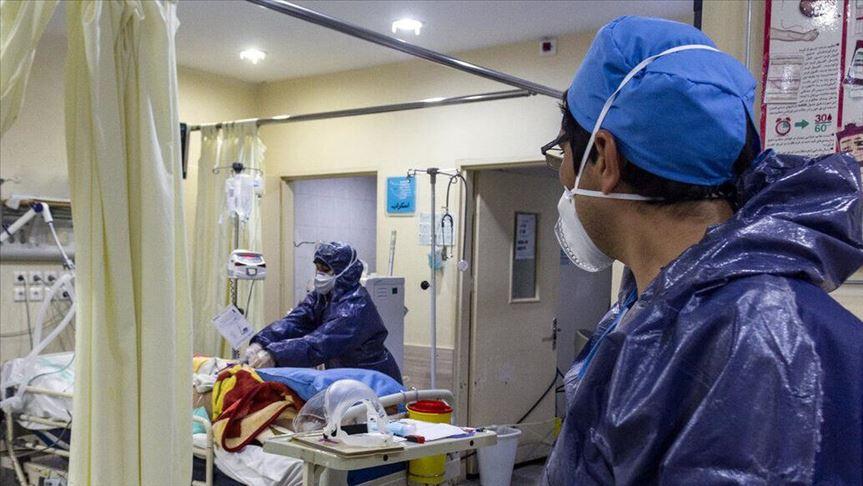 بیمارانی که در بیمارستان کرونر بستری شدند