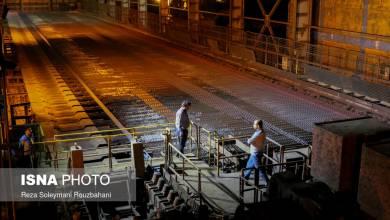Photo of توقف یک خط تولید تیرآهن در گروه ملی فولاد برای کاهش مصرف برق