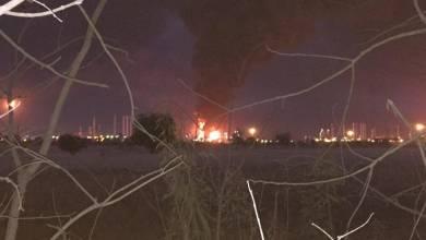 Photo of پالایشگاه تهران: آتش مهار شد / مشکلی در تامین بنزین پایتخت نیست