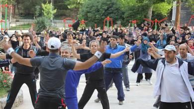 """Photo of اجرای طرح """"همگام با ورزش"""" در تهران همزمان با هفته دفاع مقدس"""