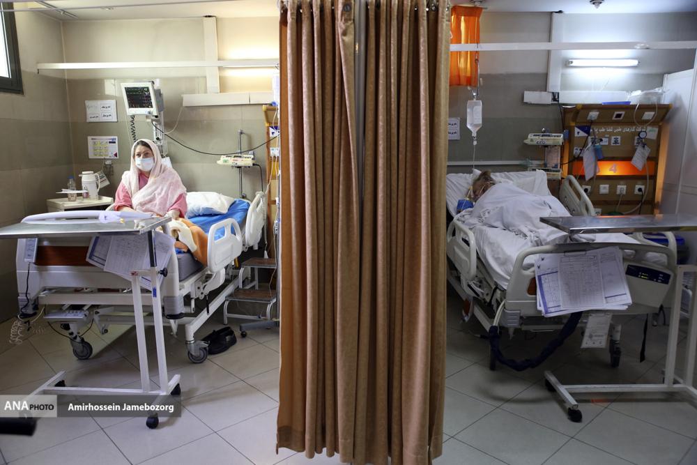 تلاش برای تأمین اکسیژن ساز در بیمارستان منطقه مشهد
